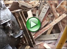 Watch a Video on Wood Pallets in a Landfill