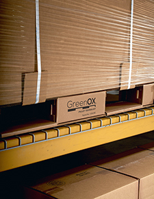 Green Ox Custom Corrugated Pallets