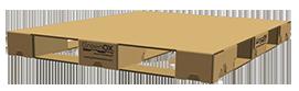 Green Ox Standard Corrugated Pallet